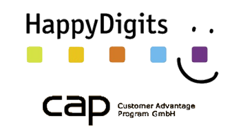 HappyDigits / cap Customer Advantage Program GmbH.